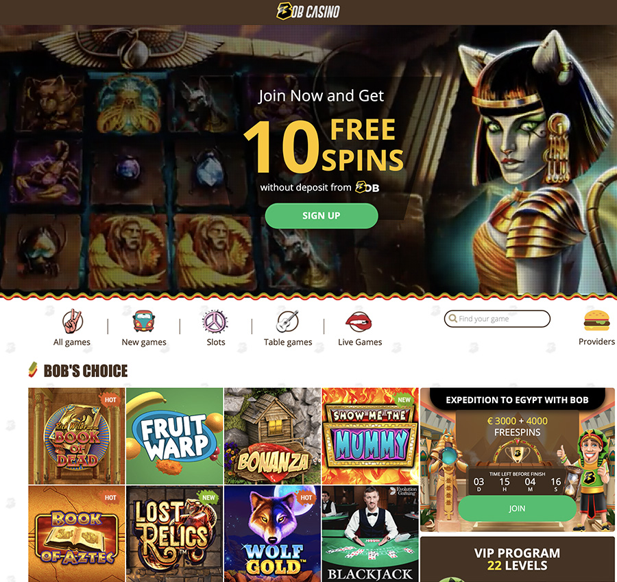 Casino provspela review 52269