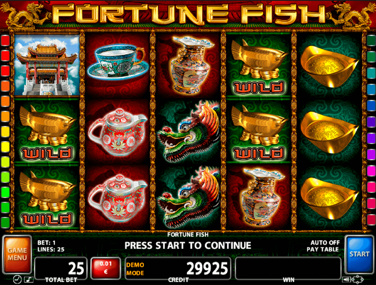 All microgaming Fishy 17867