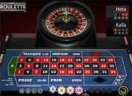 Roulette payout 58156