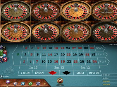 Roulette payout casino 44080