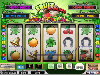 Fruit Bonanza slot 25205