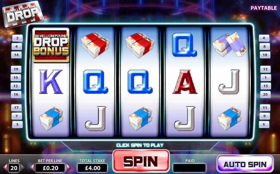 Gaming million pounds 38445