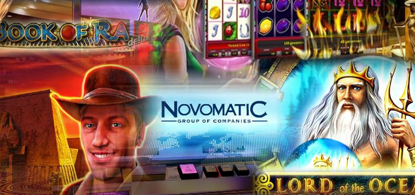 Casino med Novomatic 21396