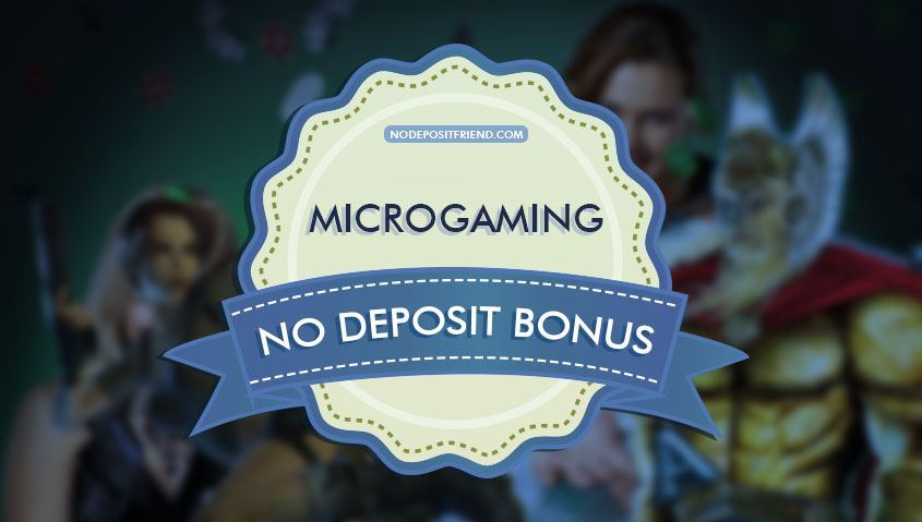 Microgaming with free 7955