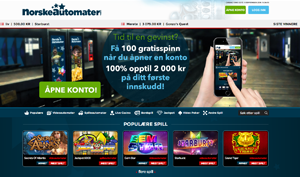 Norske automater free 73824