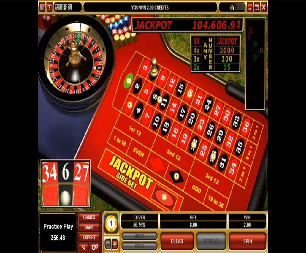 Roulette odds 42677