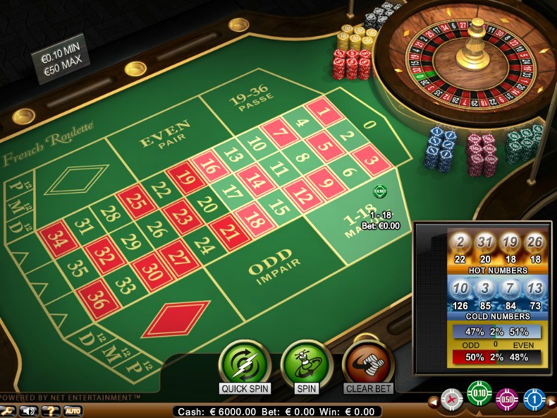 Roulette odds 57040