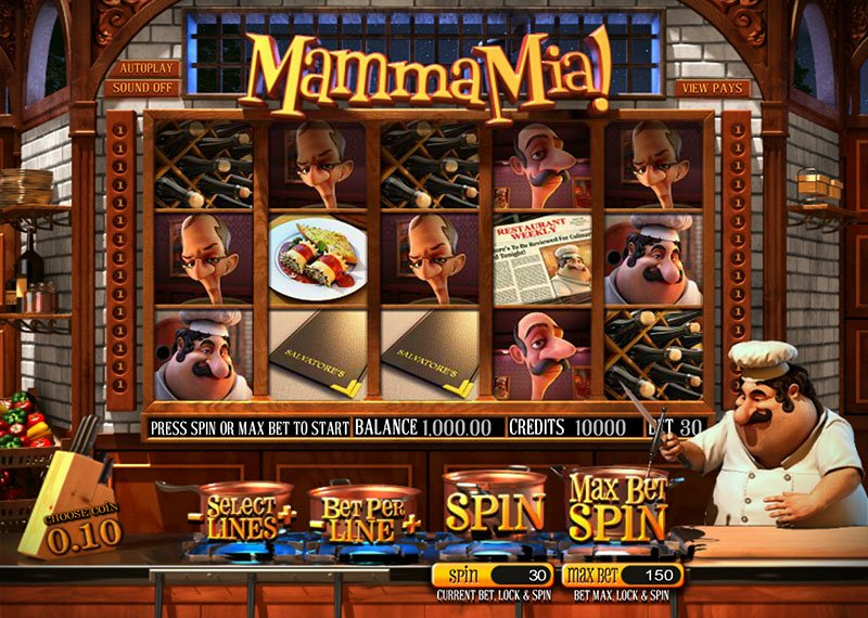 All microgaming slots 7659