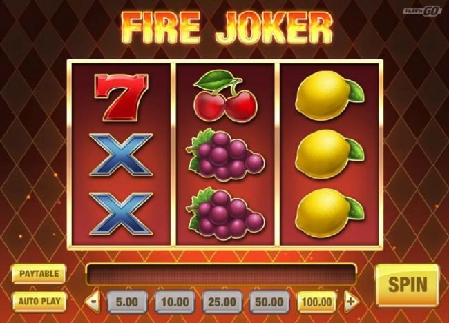 All microgaming Fire 45436