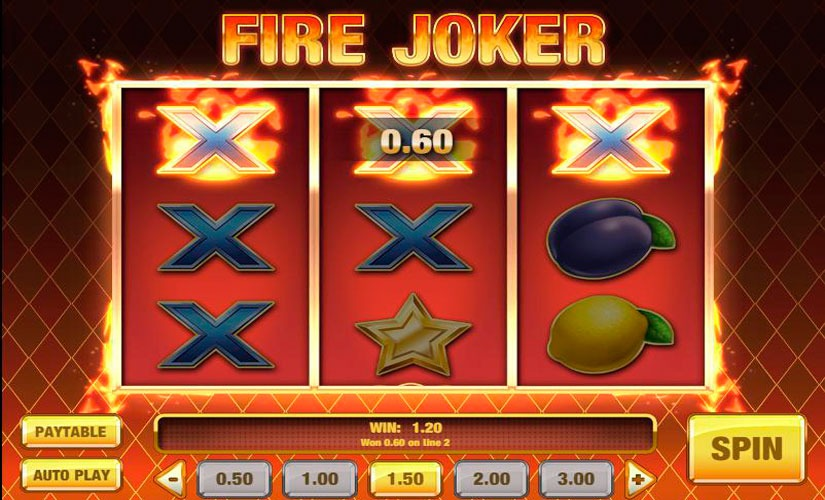 All microgaming Fire 45126