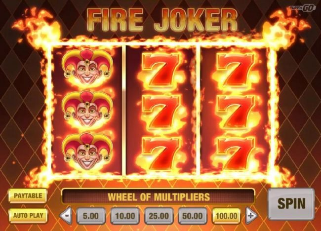 All microgaming Fire 64657