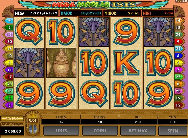 Slots review TempleNile 35601