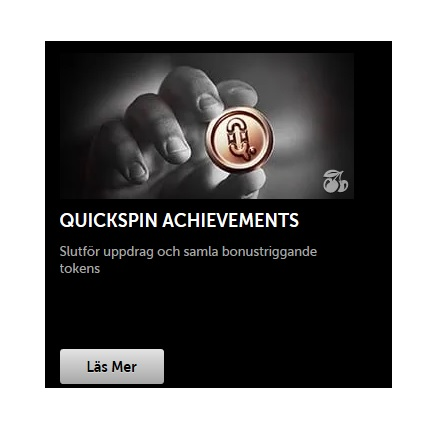Quickspin achievements 29687
