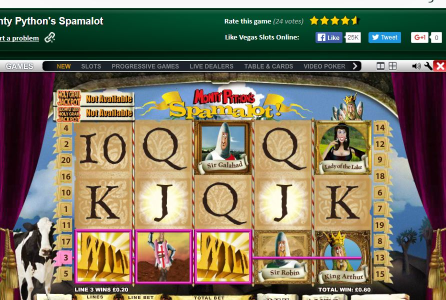 Free spins 25942
