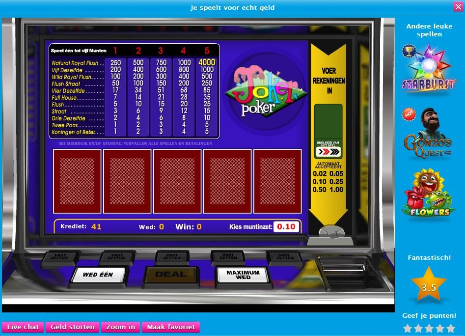 Poker betting online 96038