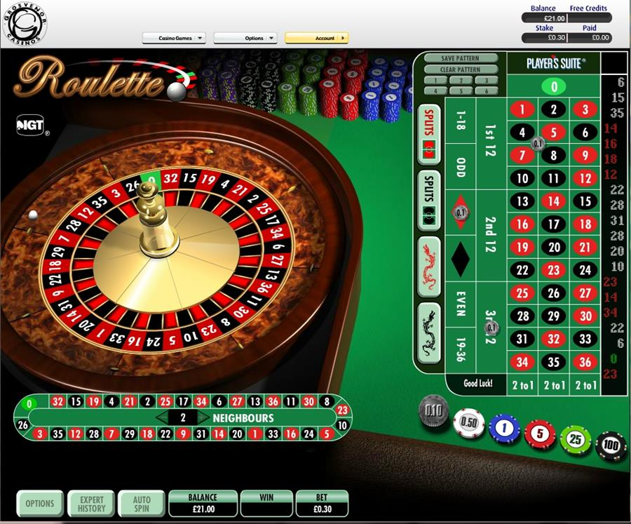 Roulette payout 76212