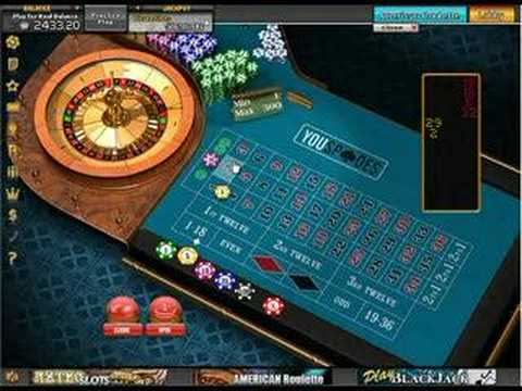 Roulette payout video 7384