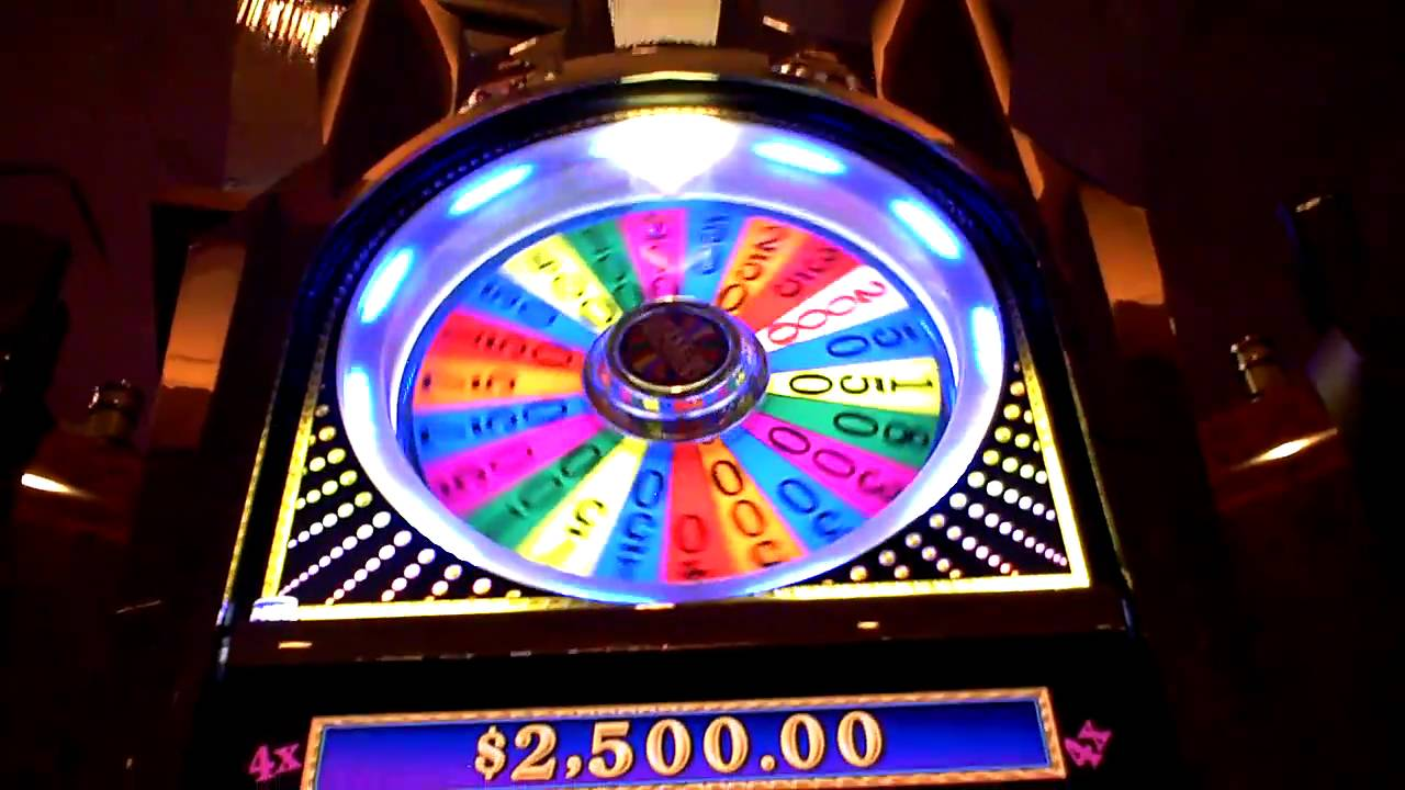 Wheels of Fortune 8028